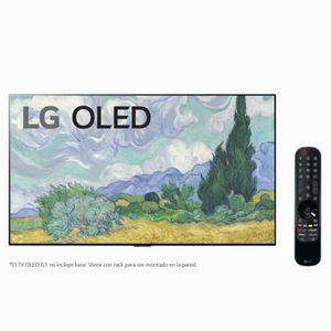 """Televisor LG OLED 4K ThinQ AI 77"""" OLED77G1 2021"""