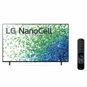 """Televisor LG NanoCell 4K ThinQ AI 55"""" 55NANO80 2021"""