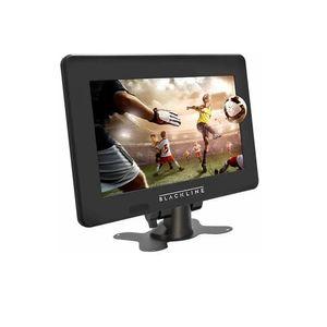 "Televisor Portátil BLACKLINE LCD 7"" Digital TV-2101D"