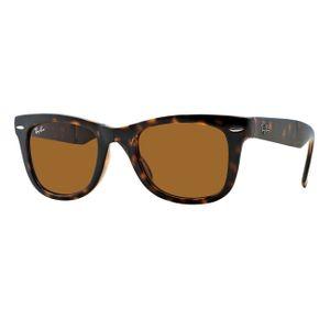 Lentes de Sol Ray Ban Wayfarer Fold RB4105 710 Brown Tortoise 50mm