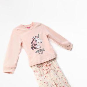 Pijama Polar Unicorn Niña