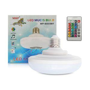 Foco LED Inteligente Bluetooth + RGB