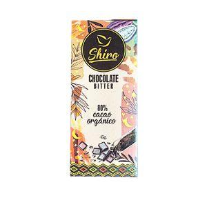 Chocolate Bitter 80% Shiro Cacao Orgánico 45gr