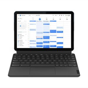 "Laptop Lenovo IdeaPad Duet Chromebook 10.1"" FHD 4GB RAM 128GB EMCP4x"