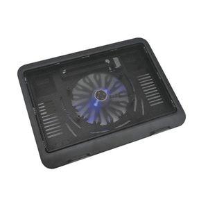 "Cooler IBlue para Laptop H19-BK Hasta 14"" Antideslizante USB"