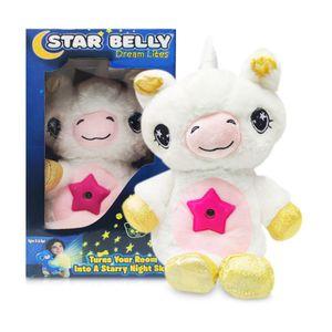Peluche con Proyección de Luz Star Belly Dream
