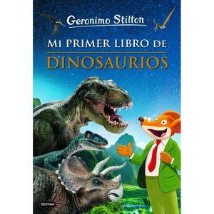 Mi primer libro de dinosaurios