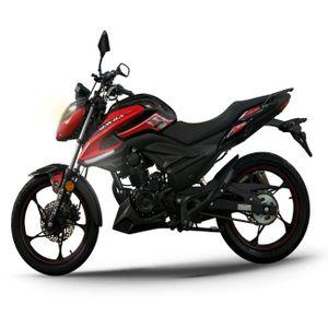 Motocicleta Mavila Thunder Roja 200 cc