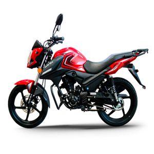 Motocicleta Mavila Diávolo 125 Roja 125 cc