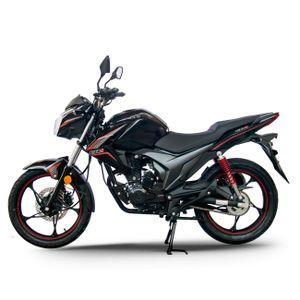 Motocicleta Mavila CR1 Negra 150 cc