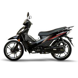 Motocicleta Mavila Elegance Negra 110 cc