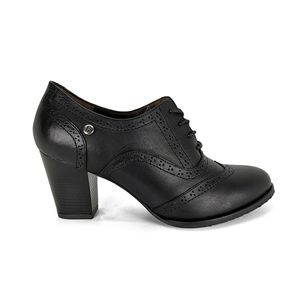 Zapato Oxford Picado Americano Gmapiel 5022