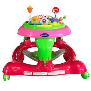 Andador Saltarín Baby Kits Centro de Actividades 360°