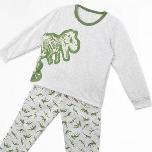 Pijama De Franela Para Niño