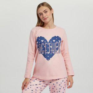 Polo Pijama Mujer Hypnotic Polar