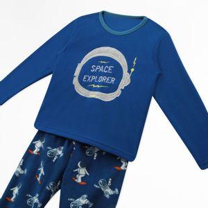 Pijama De Polar Para Niño