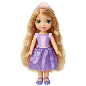 Exclusiva Muñeca Princesas Rapunzel 35cm