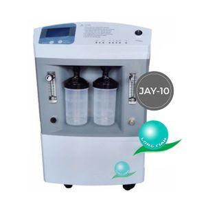 Concentrador de Oxigeno JAY-10/ 10 Lt Doble Flujo