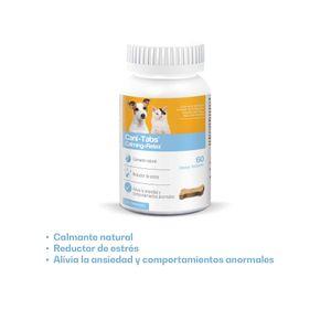 Vitamina para Perros y Gatos Cani-Tabs Calming + Relax X 60 Tab
