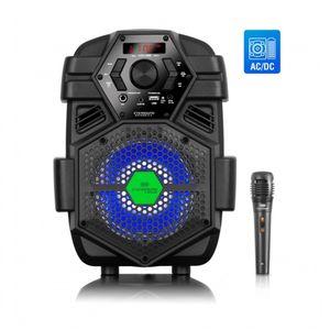 """Parlante Portatil Eversound EV 1006 de 6.5"""" Bluetooth Micrófono"""