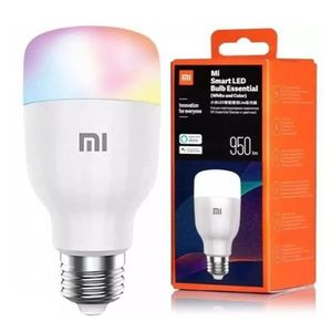 Foco Inteligente Xiaomi Mi Smart Led Bulb Essential Luz Blanca y Colores
