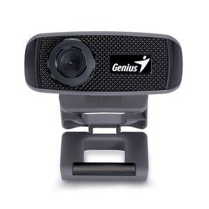 Cámara Webcam Genius Facecam 1000X C/Micrófono HD 720p USB-2.0