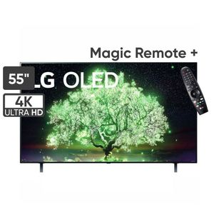 Televisor LG OLED 55'' UHD 4K Smart Tv OLED55A1 (2021)