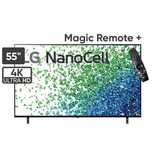 Televisor LG NanoCell 55'' UHD 4K Smart Tv 55NANO80 (2021)