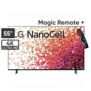 Televisor LG NanoCell 55'' UHD 4K Smart Tv 55NANO75 (2021)
