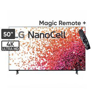 Televisor LG NanoCell 50'' UHD 4K Smart Tv 50NANO75 (2021)