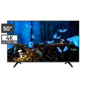 "Televisor BLACKLINE LED 50"" UHD Smart TV"