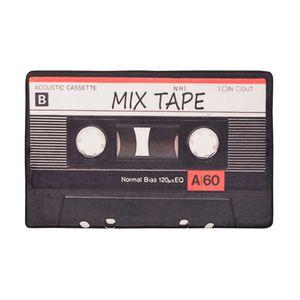 Alfombra Limpiapies Epic con Diseño Mix Tape