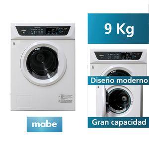 Secadora Electrica Mabe SEM81BDBB 9 KG Blanco