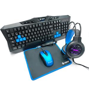Kit Gamer Teros 4 en1 para PC