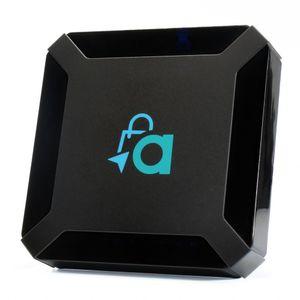 Convertidor Smart X96Q 1GB + Air Mouse con Mini Teclado Inalámbrico ATP21