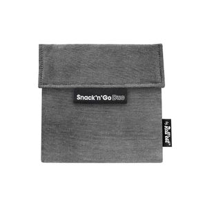 Porta Snacks Rolleat Snack'n'Go Duo Eco Negro