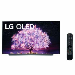 """Televisor LG OLED 4K ThinQ AI 77"""" OLED77C1 (2021)"""