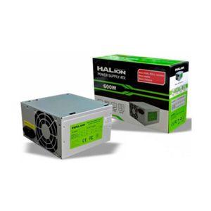 Fuente De Alimentación Pc Halion Micro Atx 600W Fuente De Poder