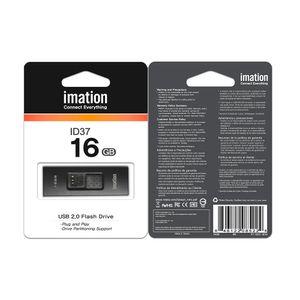 Unidad Flash USB Imation 2.0 Id37 USB 16GB