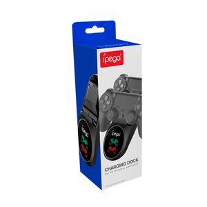 Cargador Doble para Mando Dualshock 4 Playstation 4