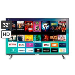 """Televisor HYUNDAI LED 32"""" HD Smart TV HYLED3244NiM"""