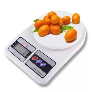 Balanza Gramera Digital 1 A 10 Kg Para Cocina Repostería Electrónica