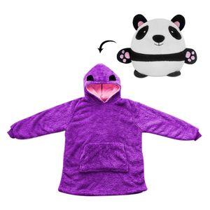 Polerón Peluche Mascota Huggle Pets - Panda