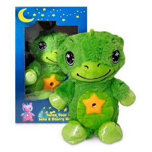 Peluche con Proyección de Luz Star Belly Dream - Dinosaurio