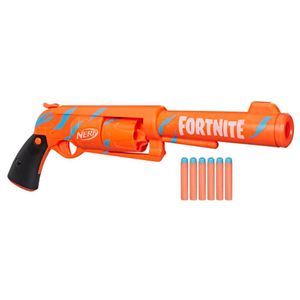 Lanzador Nerf Fortnite 6-Sh  F2678