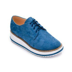 Zapatos Cinthya PBL-01 Azul