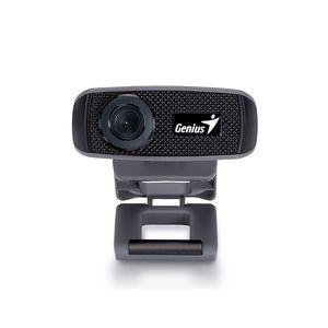 Cámara Web Genius Facecam 1000x USB Black