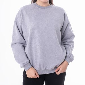 Polera Squeeze Mujer Oversize Grieza