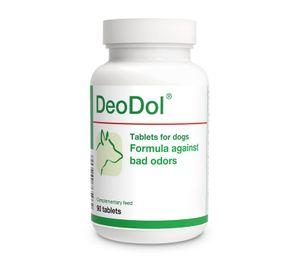 Deodol Dolfos Pets 90 comprimidos Neutralizador de Malos Olores