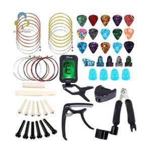 Kit de herramientas  Epic para reparación de Guitarra